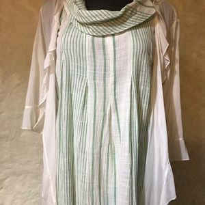 April Cornall Beautiful Summer Dress Set...BNWOT